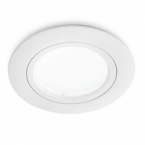 "main image of ""Faretto incasso gea led gfa310 gfa311 gfa312 gfa313 led ip44 spot bianco grigio nero alluminio cartongesso bagno gu10"""