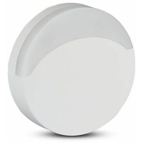 Faretto LED Chip Samsung Segnapasso Notturno Rotondo 0,45W