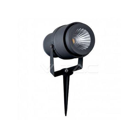 Faretto LED da Giardino 12W con Picchetto