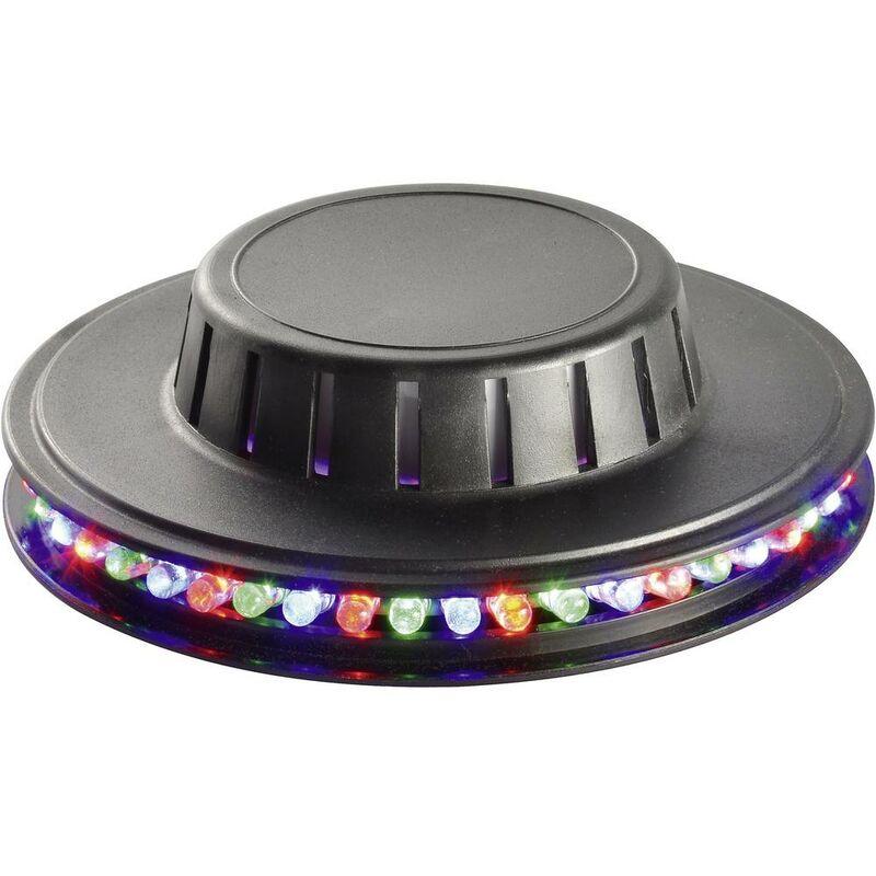 Faretto LED disco LS1301 LS1301 Potenza: 6 W RGB - Renkforce