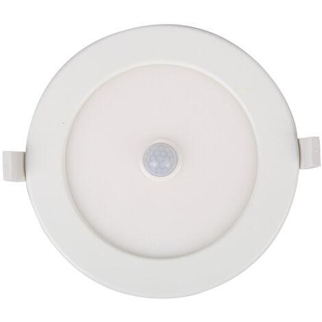 Faretto Led Slim Downlight 12W con sensore a infrarossi Bianco Freddo 6000k