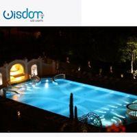 FARETTO SPOT LIGHT PER ESTERNO DA GIARDINO 3 WATT LUCE CALDA FREDDA VERDE RGB