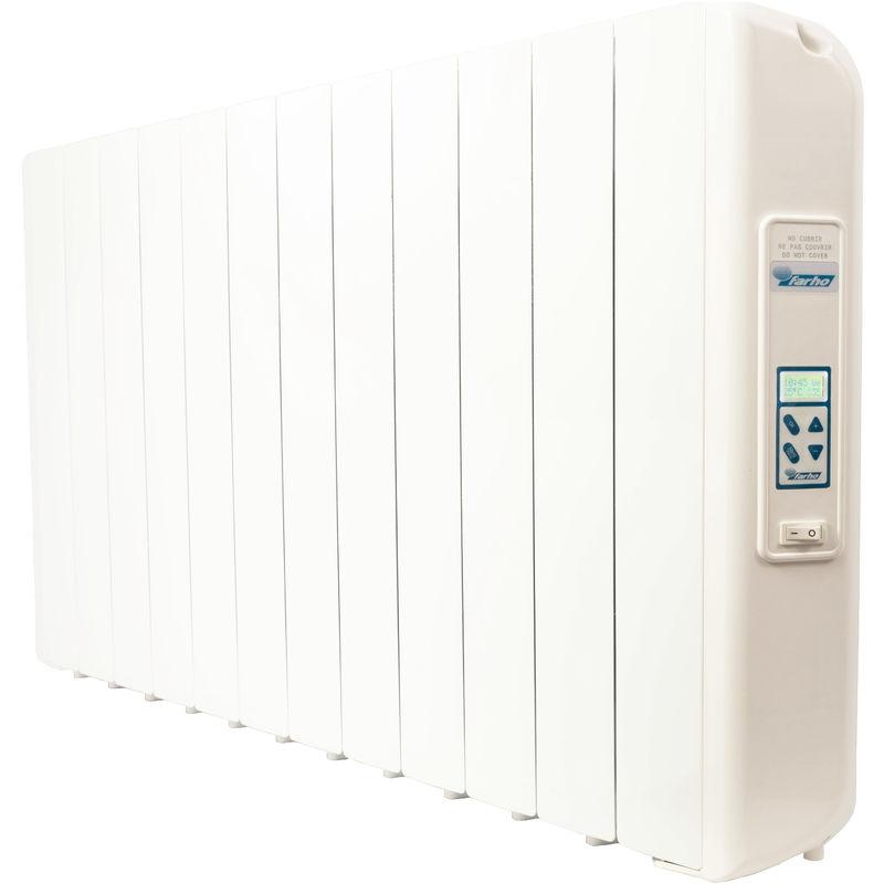 Farho Radiador Eléctrico Bajo Consumo Eco D Ultra 1990W 12