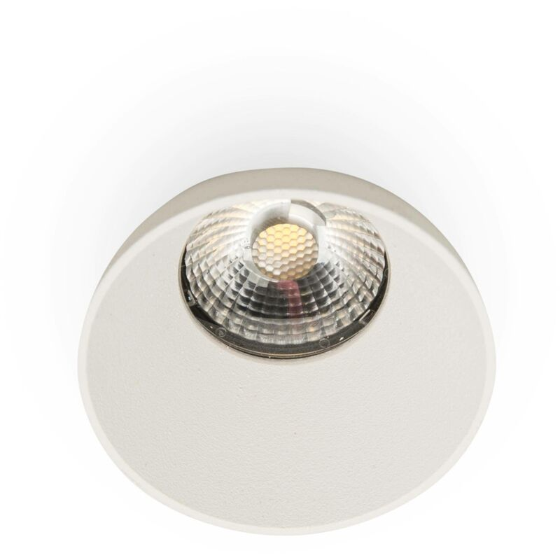 Image of Faro 0 - LED White Round Downlight 3W 3000K IP65
