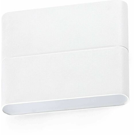 Faro Aday-1 - LED Outdoor Small Up Down Wall Light White IP54