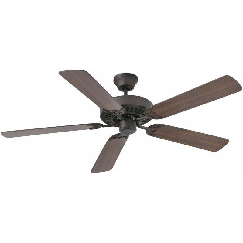 Image of Aloha brown ceiling fan