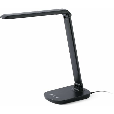 Faro Anouk - LED Dimmable Desk Lamp White