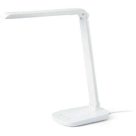 Faro Anouk - LED Dimmable Desk Lamp White
