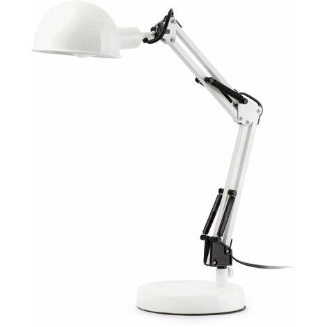 Faro Baobab - 1 Light Desk Lamp Black, E14