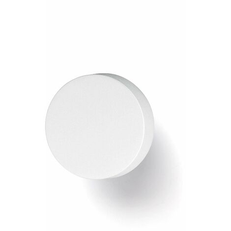 Faro Claus - LED Outdoor Wall Light White IP54