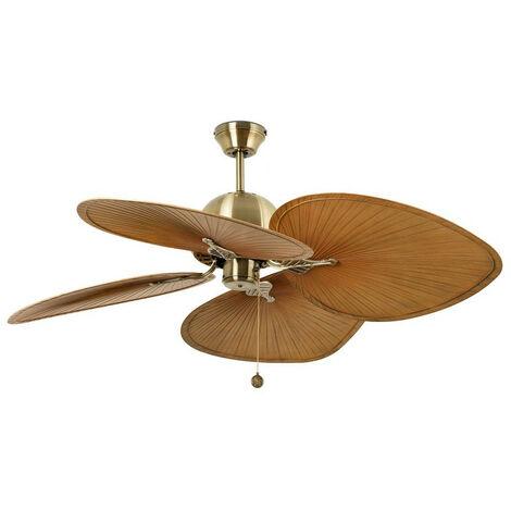 Faro CUBA Old Gold Ceiling Fan