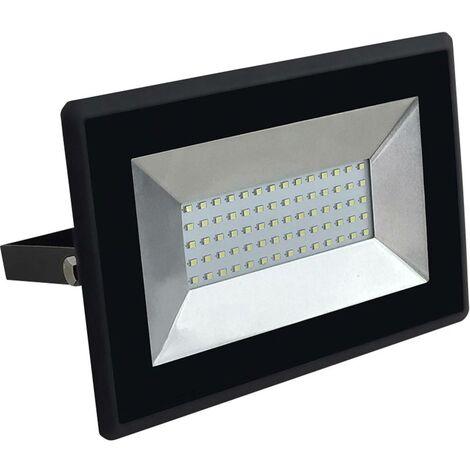 REV LED LAVORO LAMPADA supporto 20w BIANCO FREDDO 6500k Faretto Riflettore 2,4m Cavo
