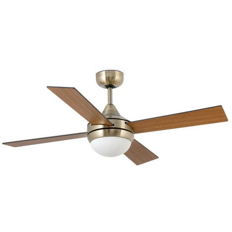 Faro ICARIA Old Gold Ceiling Fan