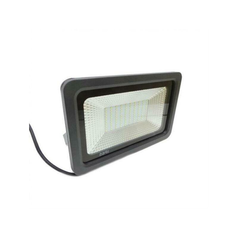 Faro led 100w ultra slim fari per esterno e interno con led lampada 4200k