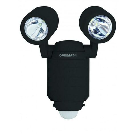FARO LED FROG FROG A PILE WITH MOVEMENT DETECTOR 6000K COLD LIGHT IP44 IS352