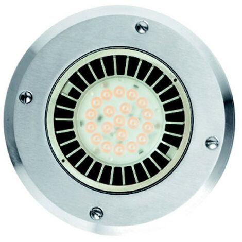 Faro LED integrado Lado OLODUM 30W 3000K 40° Entrada E8267-LBC-40