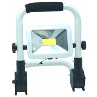 Faro led ricaricabile 30W portatile pieghevole luce fredda TE-B0045
