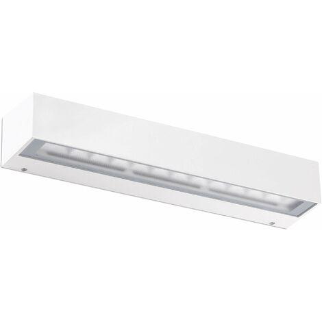 Faro Tacana - LED Outdoor Up Down Wall Light White IP65