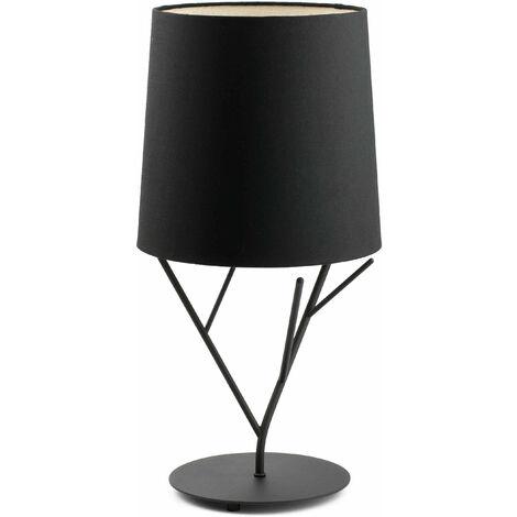 Faro Tree - 1 Light Table Lamp Black, E27