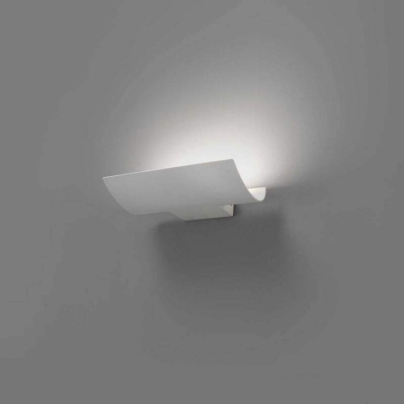 LED Außenwandleuchte Kala in Weiß