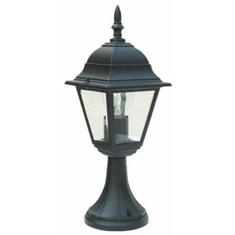 Farol de jardín sobremuro E27 LED 390x165 mm GSC 0701906