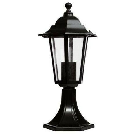 Farol de jardín sobremuro E27 LED 478x230 mm GSC 0701859