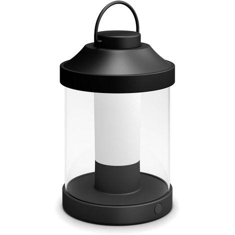 FAROL PORTATIL LED ORCHID 3W NEGRO