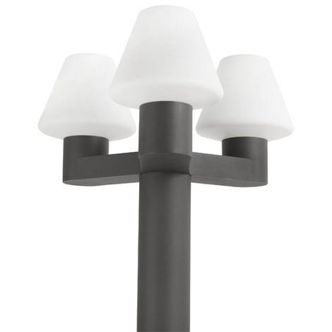 Farola exterior MISTU (3 luces)