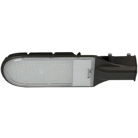 Farola LED para exteriores de 100 vatios, focos de mástil, pasillos de almacén, proyectores, farol negro V  -TAC 535