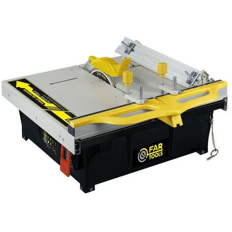 Fartools - Coupe carrelage électrique 550W lame D. 200 mm table 485x435 mm - TCS 200