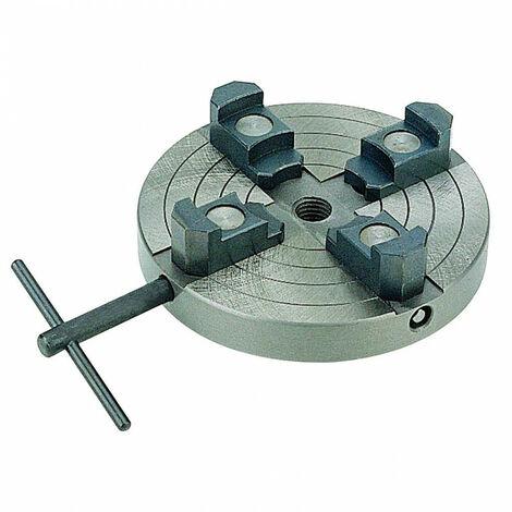 Fartools - Mandrin 4 mors indépendants Ø 12-132 mm pour tour à bois - TNT