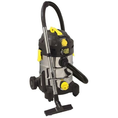 FARTOOLS PRO - NET-UP25IB Aspirateur liquides et poussieres 1400 W - 101032