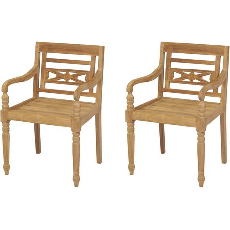 Farwell Garden Chair by Union Rustic - Brown