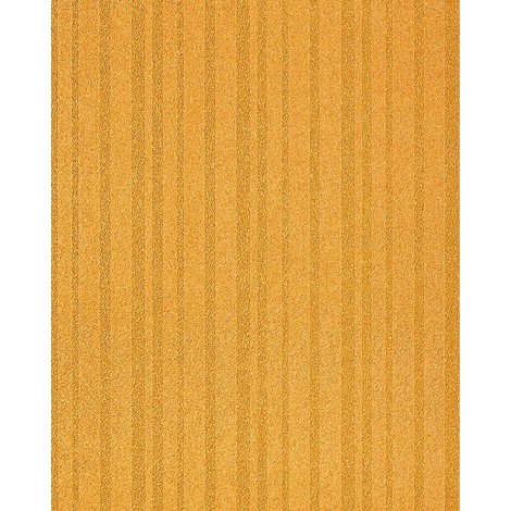 Fashion style plain wallpaper wall EDEM 1015-11 texture striped vinyl extra washable gold yellow
