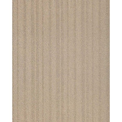 Fashion style plain wallpaper wall EDEM 1015-13 texture striped vinyl extra washable cocoa-brown