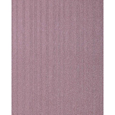Fashion style plain wallpaper wall EDEM 1015-14 texture striped vinyl extra washable violet