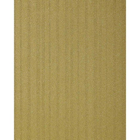 Fashion style plain wallpaper wall EDEM 1015-15 texture striped vinyl extra washable olive-green gold