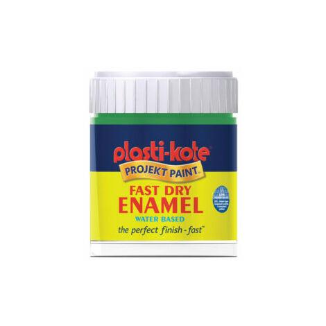 Fast Dry Brush On Enamel