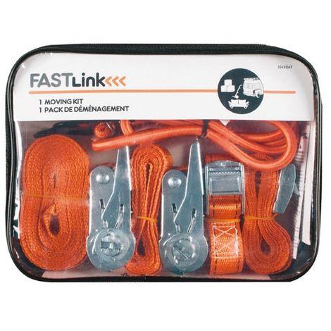 FAST LINK - Pack de sangles pour déménagement