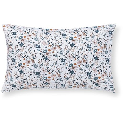 Fat Face Floating Blooms Standard Pillowcase Pair 100% Cotton