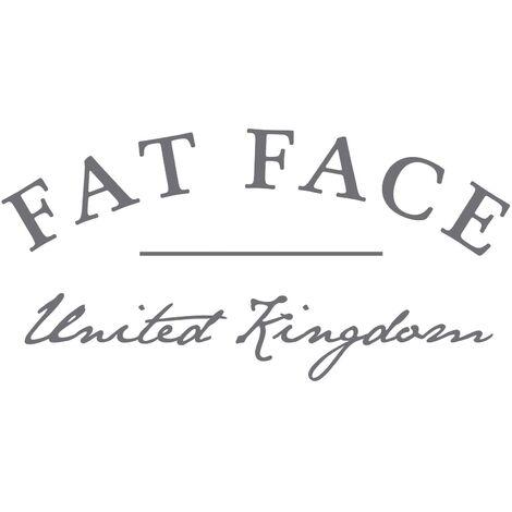 FATFACE Floral Mosaic Pearl Blue Duvet Cover Set (Standard Pillowcase Pair 50cm x 75cm)