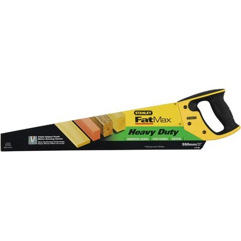 FatMax® Heavy-Duty Handsaws