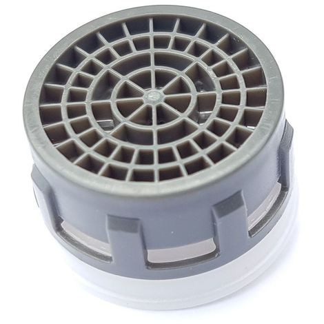 Faucet Tap Aerator Plastic Insert Replacement 9 L/min 22mm 24mm