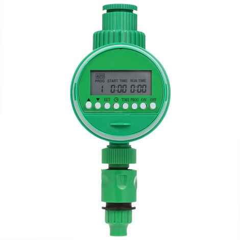 Faucet timer Dry battery wireless LCD irrigation controller
