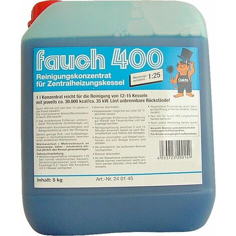 Fauch 400 nettoyant bidon de 5 litres