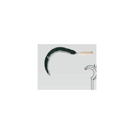 Faucille à herbe - coudée 42 cm