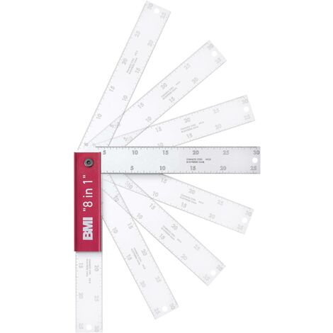 Fausse équerre BMI 716200137 200 x 80 mm 157.5 ° 1 pc(s) S523431