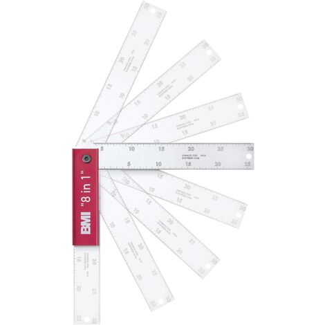 Fausse équerre BMI 716400182 400 x 150 mm 157.5 ° 1 pc(s) S523481