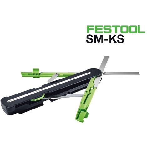 Fausse-équerre SM-KS Festool pour scie a onglet radiale KS60 + KS120