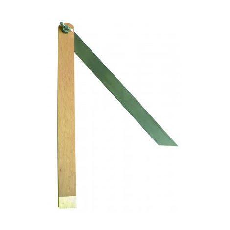 Fausse équerre talon bois 250 mm TALIAPLAST